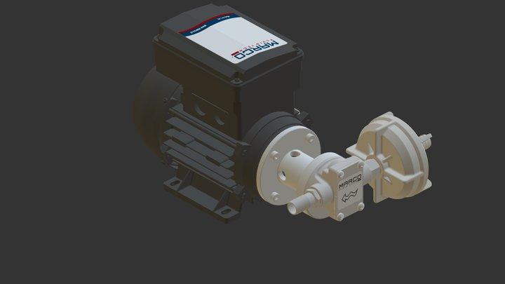 UPX/AC 3D Model