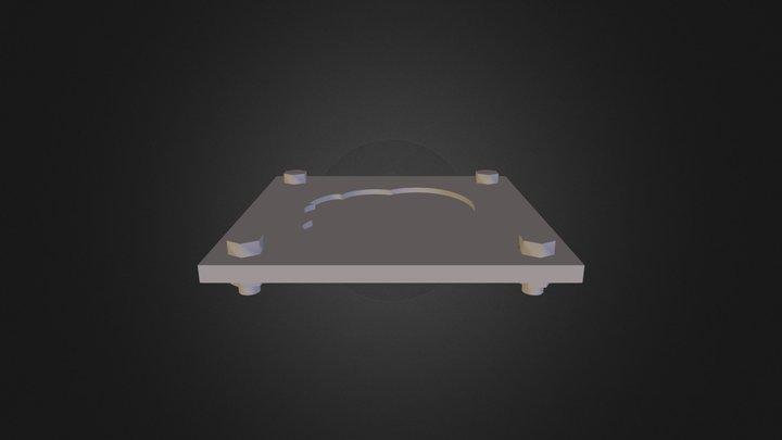 דאיופרימינג 3D Model