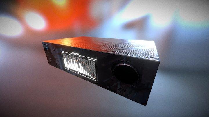 OPPO player 3D Model