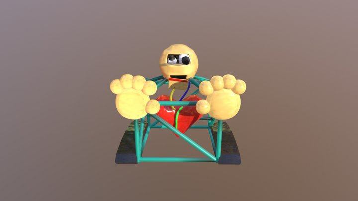 First Prize 3D Model