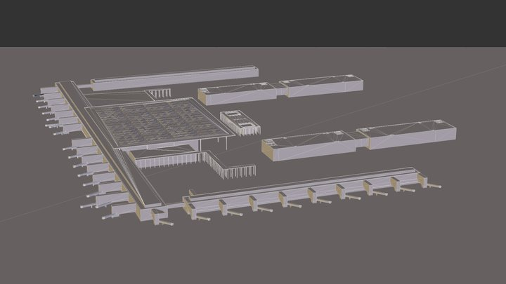 bervr1 3D Model