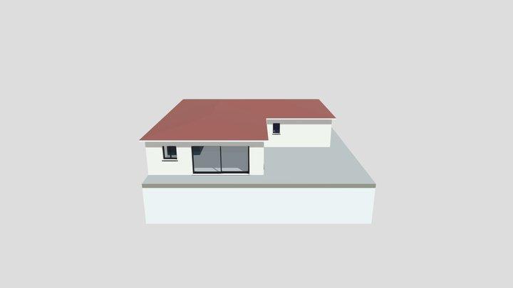 PROJET DE CONSTRUCTION 3D Model
