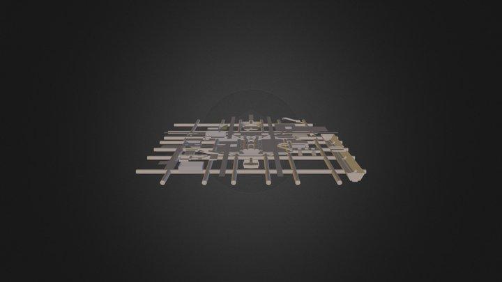 Town Undgrnd 3D Model