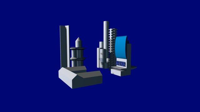 Arthur 3D Model