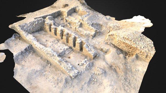 Qalhat, B95, Oman 3D Model