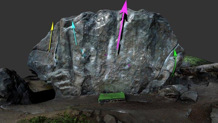 Lower Forestland (1 of 4) 3D Model
