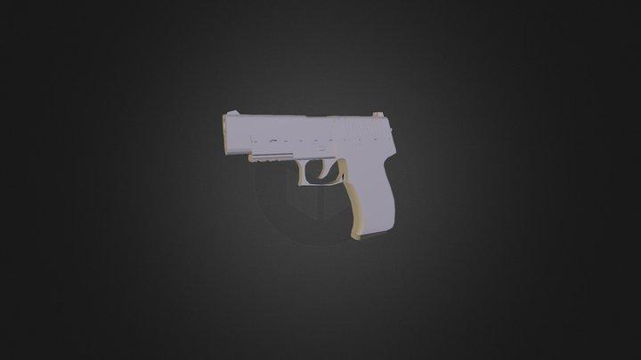 Weapon / SIG Sauer P226 3D Model