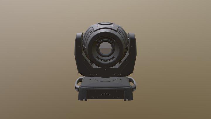 beam 7r 3D Model