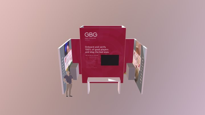 6b 3D Model