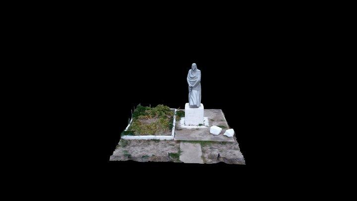 Kara Kempir eskertkishy 3D Model