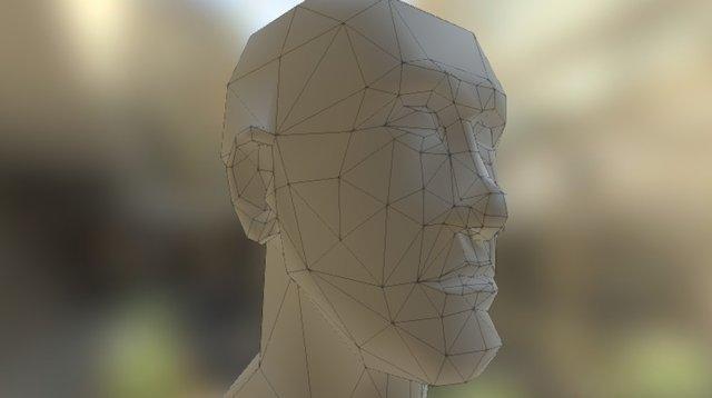 Fullbust Ben 3D Model
