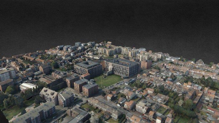 Hellemmes - Filature 2020 3D Model