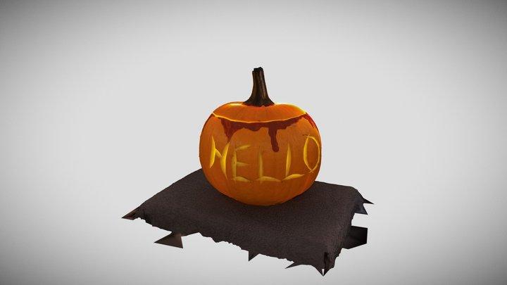 Happy Halloween from 360Pros! 🦇 🎃 3D Model