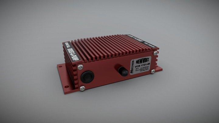 Kenne Bell Boost-A-Pump 3D Model