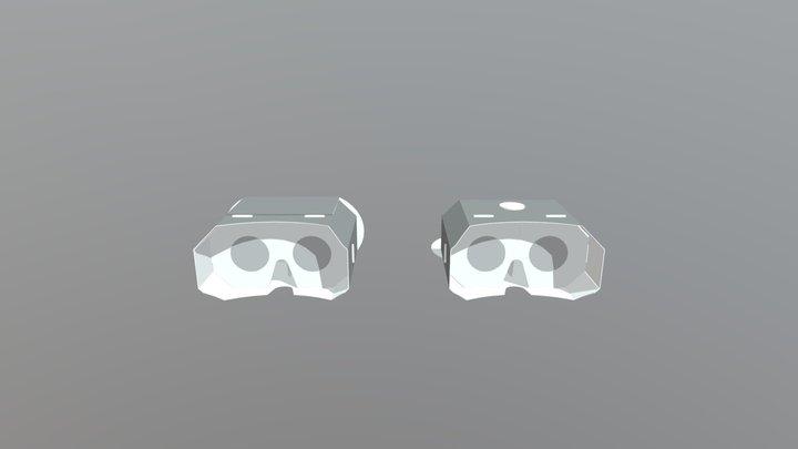 Super720.com | 虛擬眼鏡 3D Model