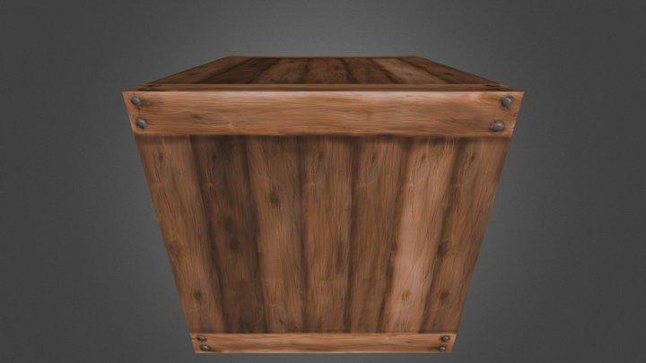 Crate Test 3D Model