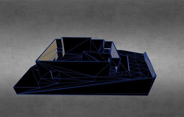 Galpão Novo 3D Model