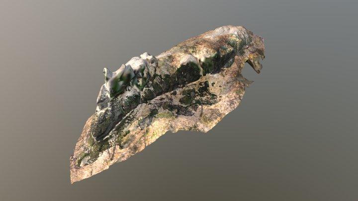 9_1 - Eger - Nyergeshegy - Nyugat - H2e 3D Model