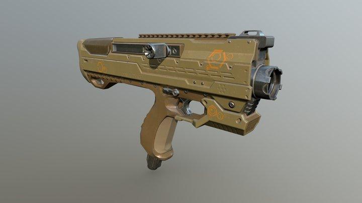 Nerf Helios-XVIII-700 3D Model