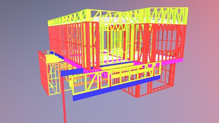 Unit 3/3d Frame walkthrough 3D Model