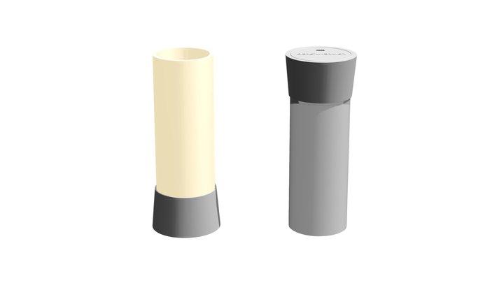 Lantern.step Concrete by .step 3D Model