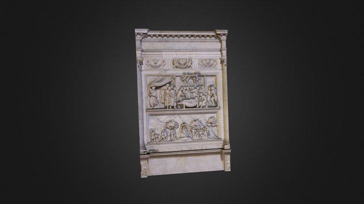 Traslazione Santa Casa 3D Model