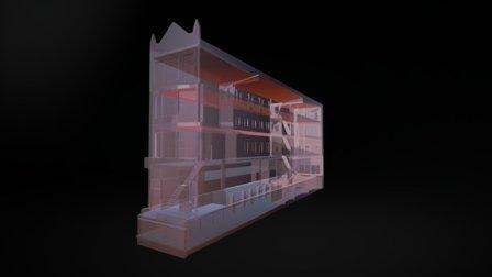 B I M Sample Project 3D Model