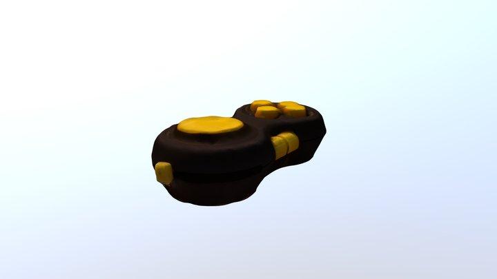 Fumbling toy 3D Model