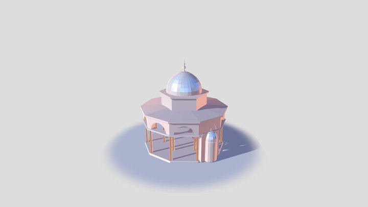 Kuba Chain 3D Model