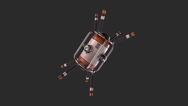 Hatch Corp 3D Model