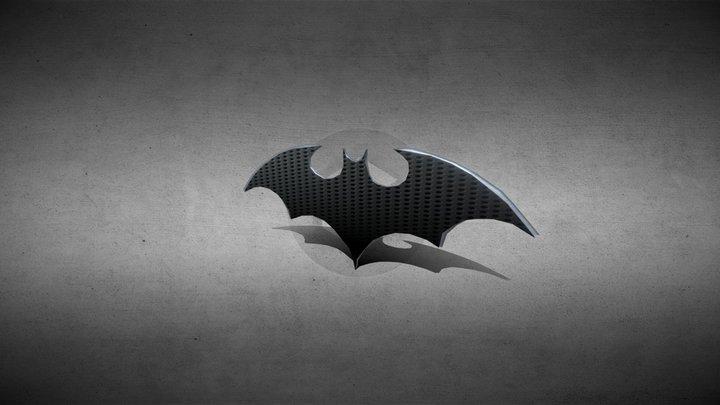 Bat-a-rang 3D Model