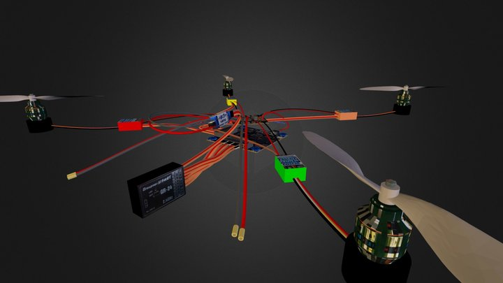 CONNECTIONS CX600.zip 3D Model