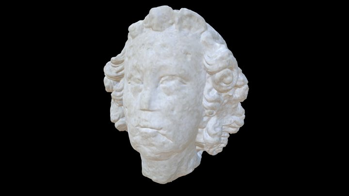 Notre Dame Virtue 3D Model