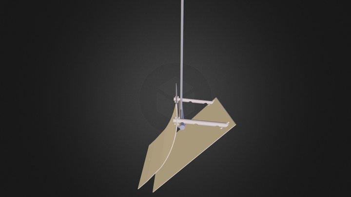 Folio - Suspension 3D Model