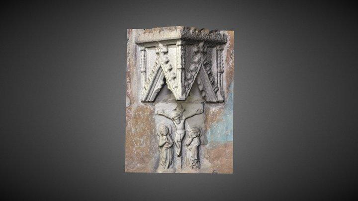 Relief gotic - sec. XV 3D Model