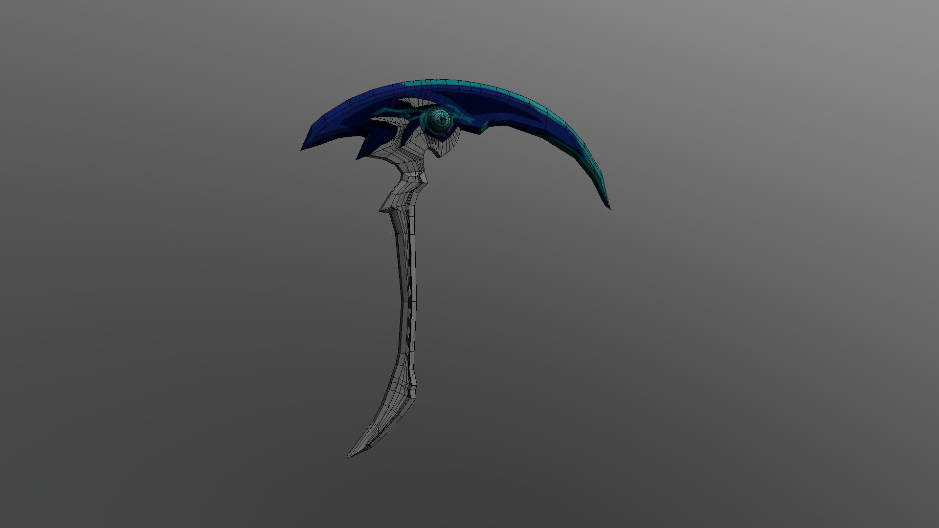 Simple Prop Shadow Assassin Kayn S Scythe 3d Model By Dzhuliana Milusheva Julianafw 410722d Sketchfab