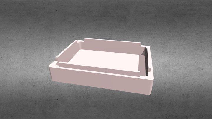 LED Photometer case cover cap 3D Model