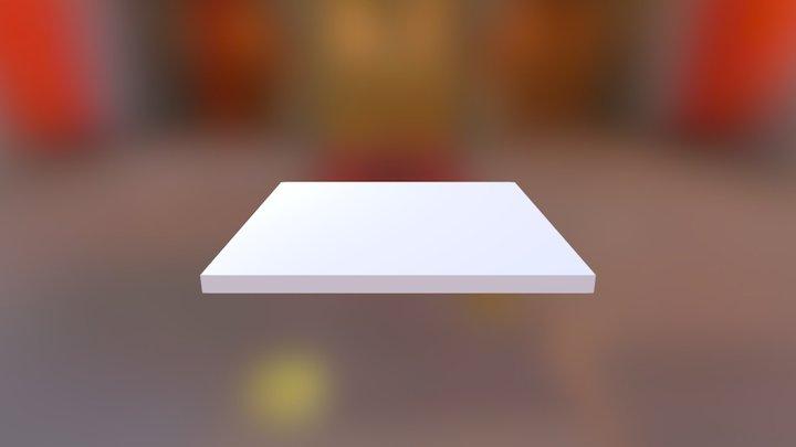 Bumpywood 3D Model