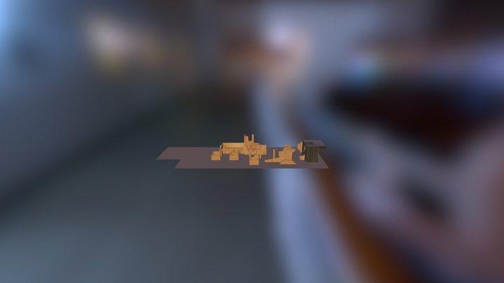 Pk mastrer 3D Model