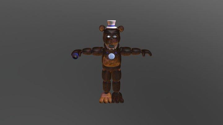 CraZ 3D Model