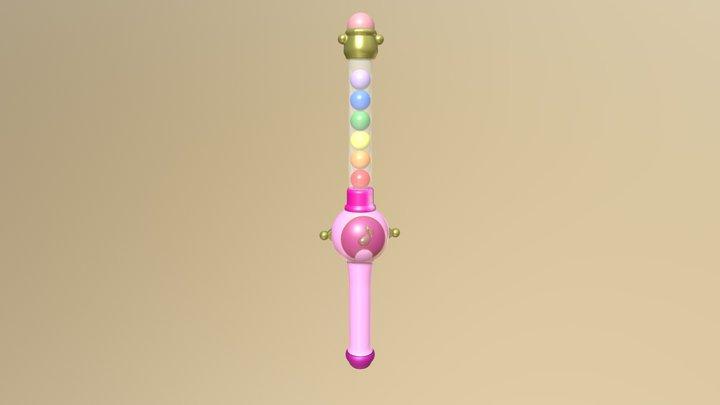 小魔女DOREMI 第一代波隆 ❤ 3D Model