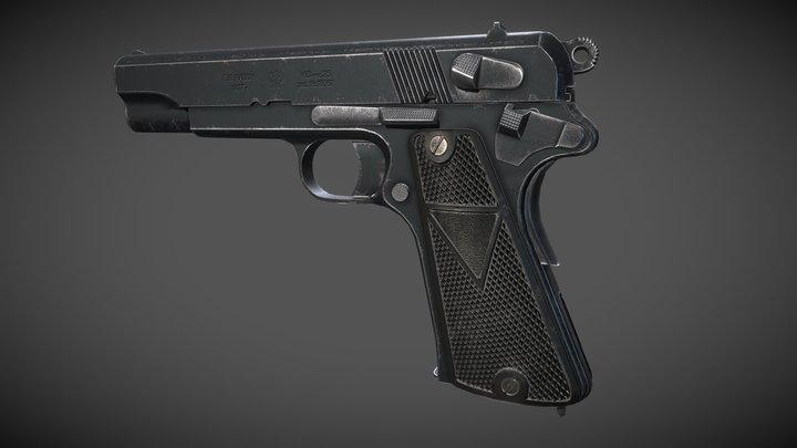 vis wz.35 3D Model
