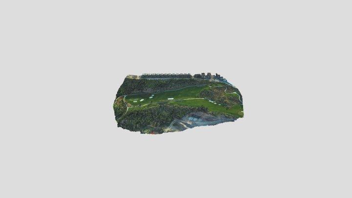 FLC - Ha Long Bay - Golf Course Hole 9 3D Model