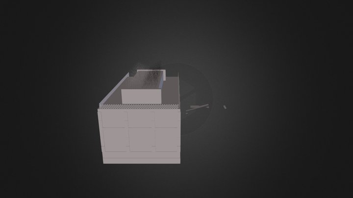 Zwem2 3D Model