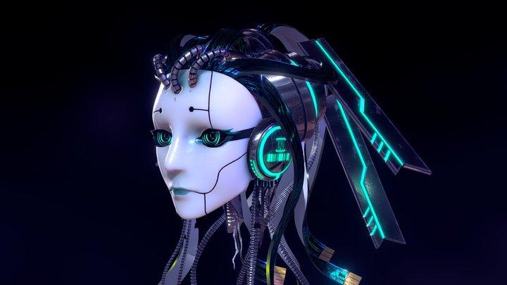 Z006U 3D Model