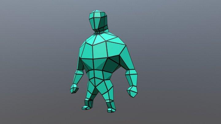 Gg 3D Model