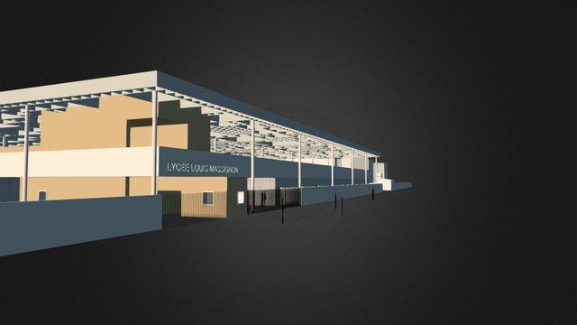 ABU DHABI-U1b 3D Model