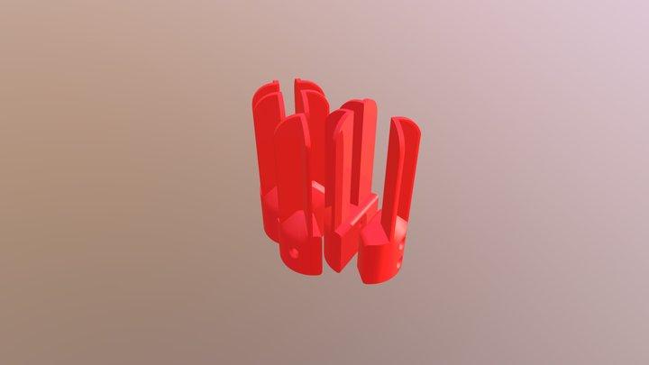 Prism P7 - Bullet & Wall Mount Bundle 3D Model