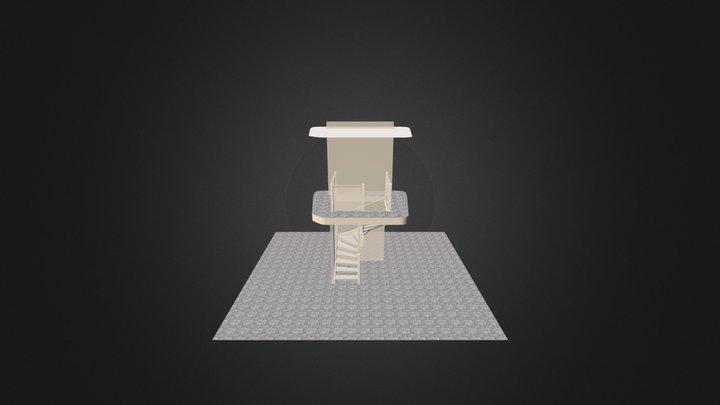 U2 elegant 3D Model