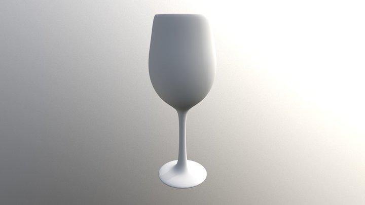 Copa 3D Model